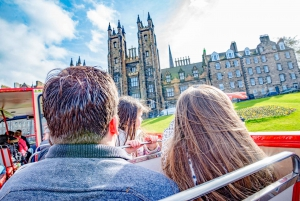 Hop-On Hop-Off Bus Tours & Firth of Forth Cruise