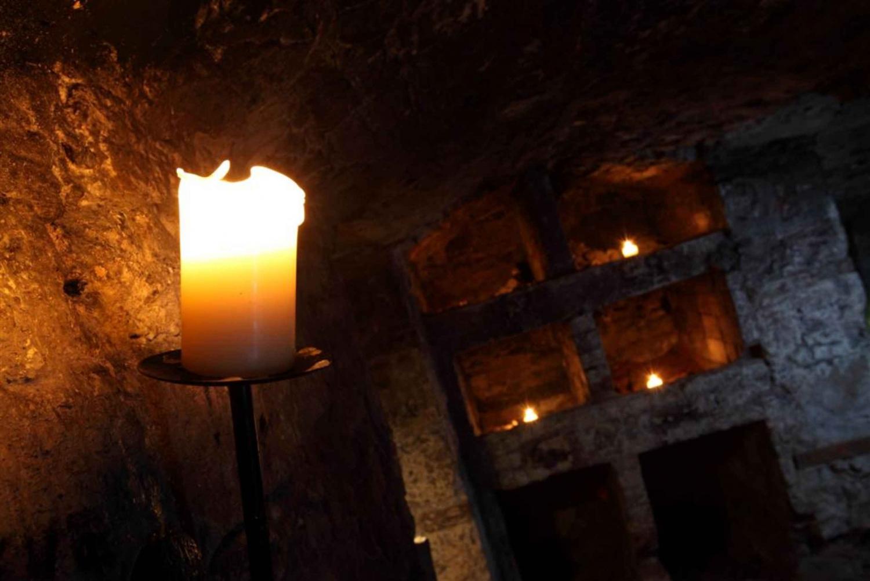 Late Night Haunted Underground Vaults Tour