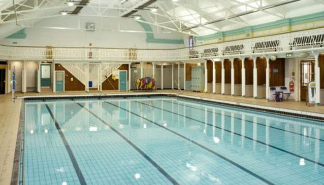 Leith Victoria Swim Centre