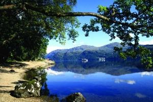 Loch Lomond, Stirling Castle, & Kelpies Tour from Edinburgh