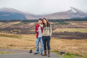 Loch Ness, Glencoe & Scottish Highlands Tour from Edinburgh