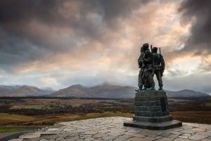 Loch Ness, Highlands & Whisky Distillery Tour from Edinburgh