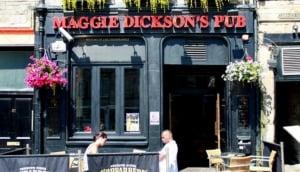 Maggie Dickson's