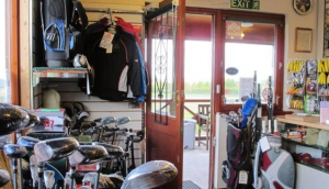 Melville Golf Centre - Shop