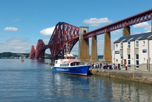 Queensferry Bus Tour & Firth of Forth Cruise