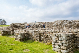 Rosslyn Chapel and Hadrian's Wall Small Group Day Tour