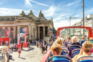 Royal Attractions with Hop-On Hop-Off Bus Tours