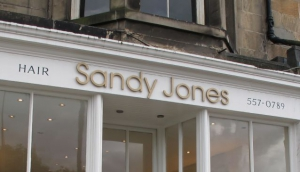 Sandy Jones City Centre Edinburgh