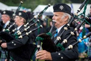 Scottish Highland Games Day Tour from Edinburgh