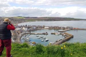 St Andrews, Dunnottar Castle & Falkland Tour in Spanish