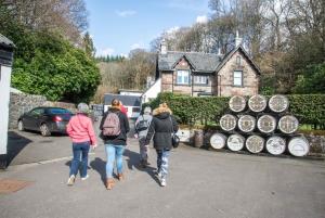 Stirling Castle, Highland Lochs & Whisky Tour from Edinburgh