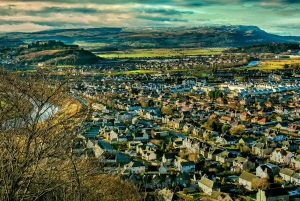 Stirling, Whisky & St Andrews Tour in Italian