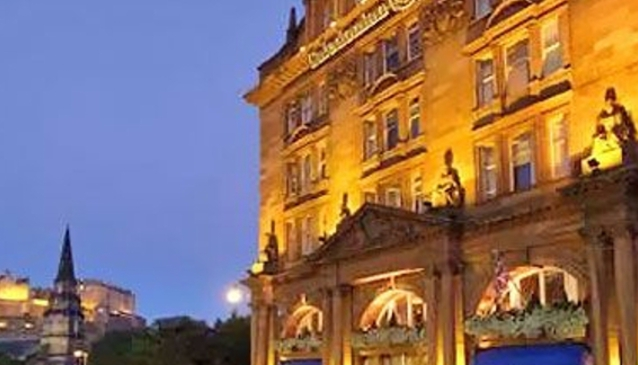 The Caledonian Hilton Edinburgh In Edinburgh My Guide Edinburgh