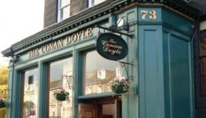 The Conan Doyle