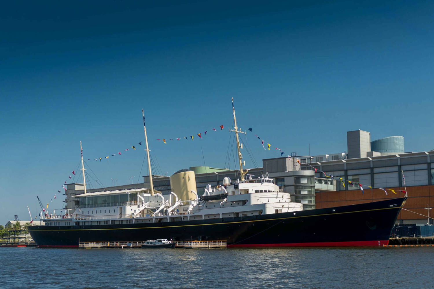 The Royal Yacht Britannia Ticket & Audio Guide