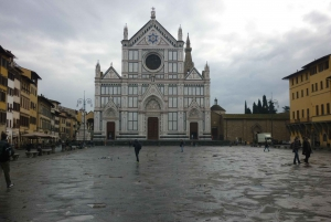 1.5 Hour Santa Croce Guided Tour with Entry Ticket