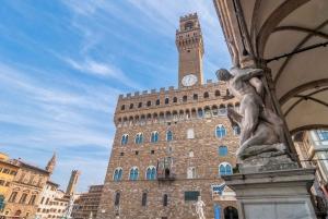 2-Hour Private Tour of Palazzo Vecchio & Signoria