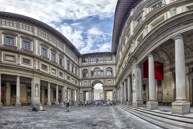 2–Hour Uffizi Gallery Skip-the-Line Group Tour