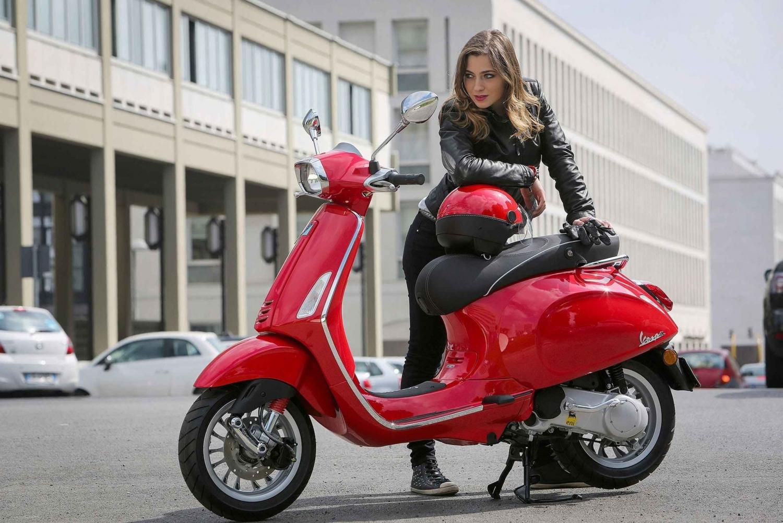 24-Hour Noleggio Vespa, Scooter & Moped