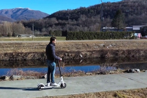 3-Hour Sightseeing Tour by Electric Scooter