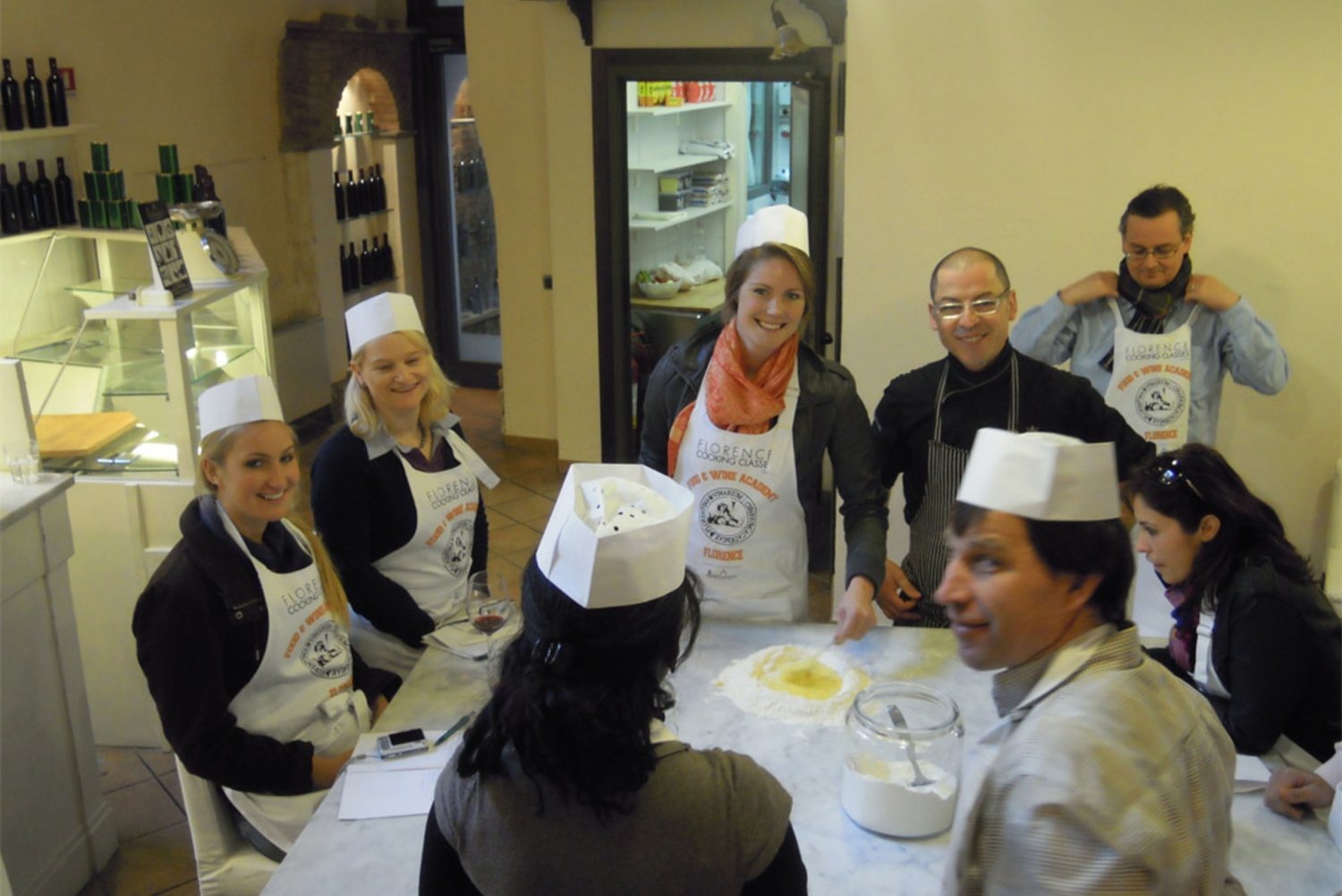 5-Hour Italian Food Market and Cooking Experience