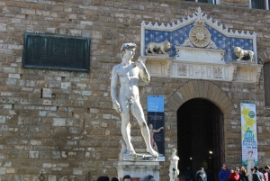 Accademia Gallery and Dome Climb Combo Tour