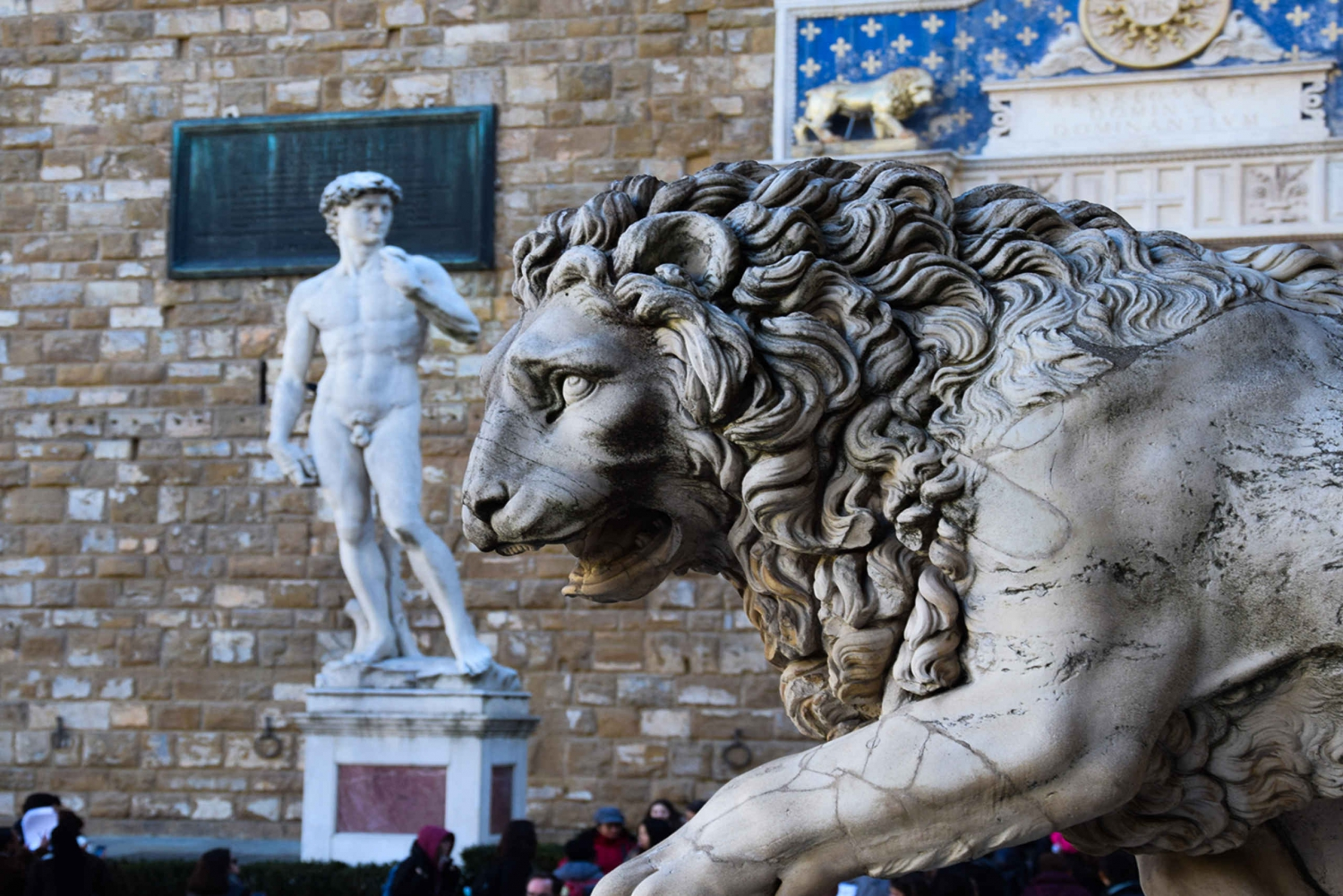 Accademia Gallery & David Statue Small Group Tour