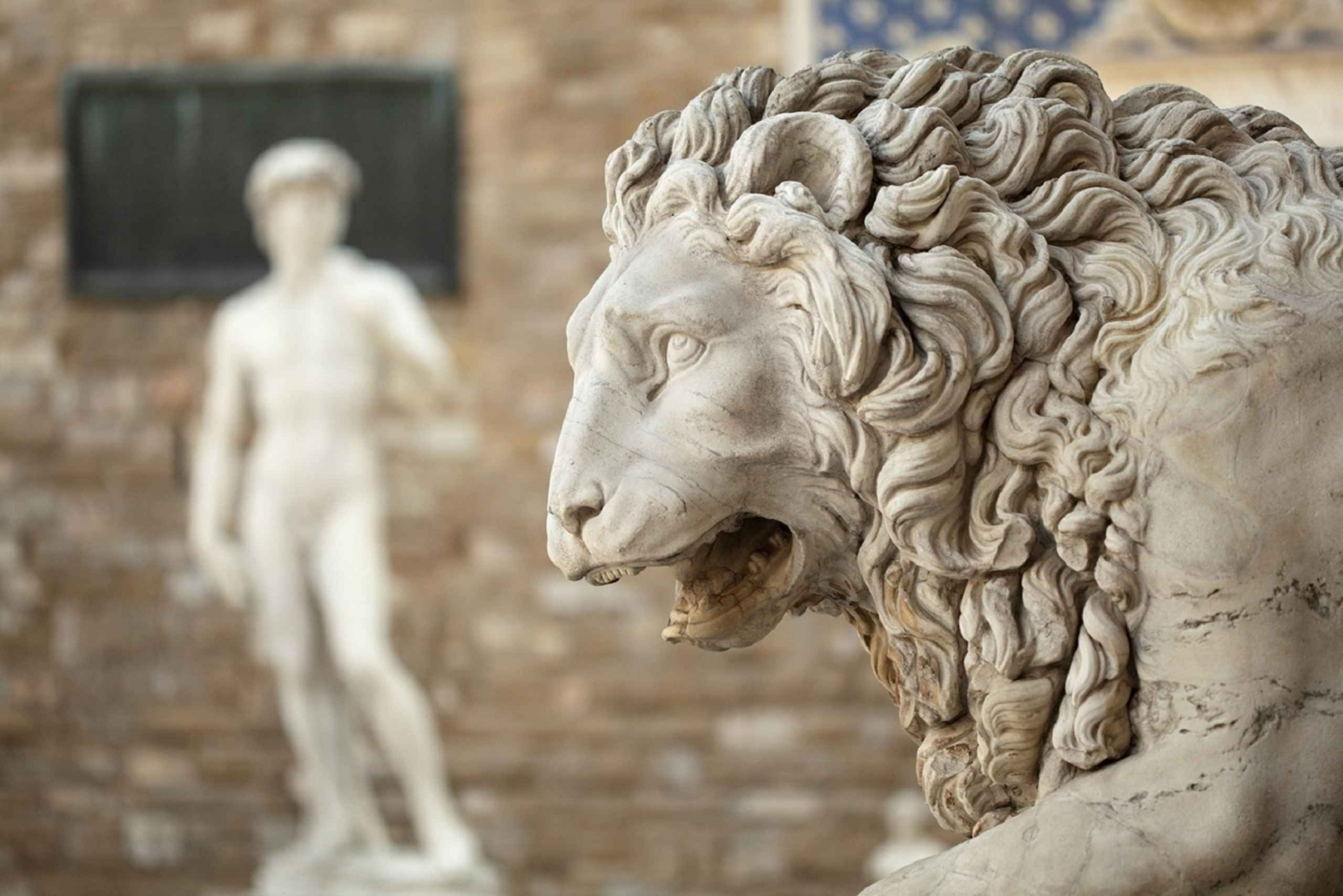 Accademia Gallery & Walking Tour of Florence