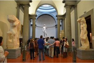 Accademia: Skip-the-Line Guided Tour