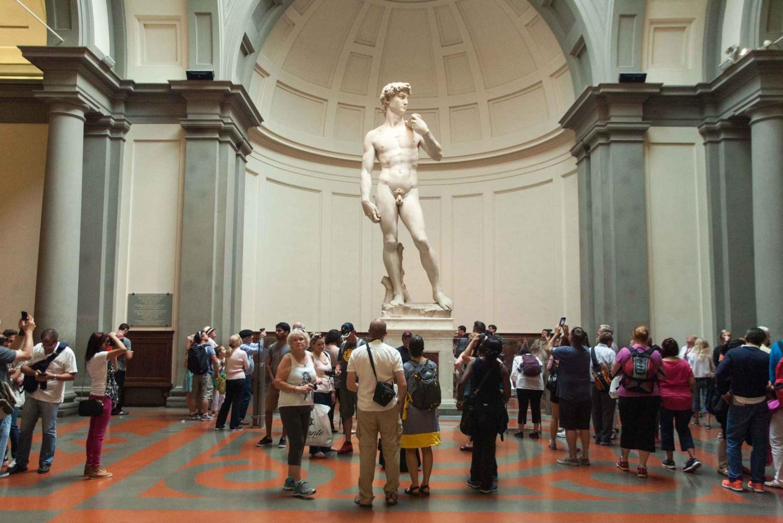 Accademia & Uffizi Skip-the-Line Guided Tour