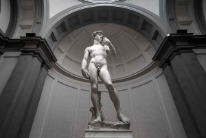 Afternoon Access to Accademia Gallery: David & Stradivarius