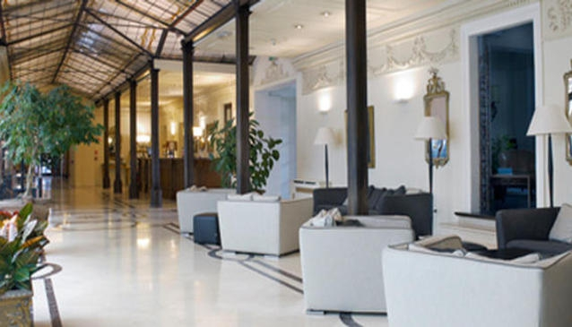 Anglo American Hotel Florence