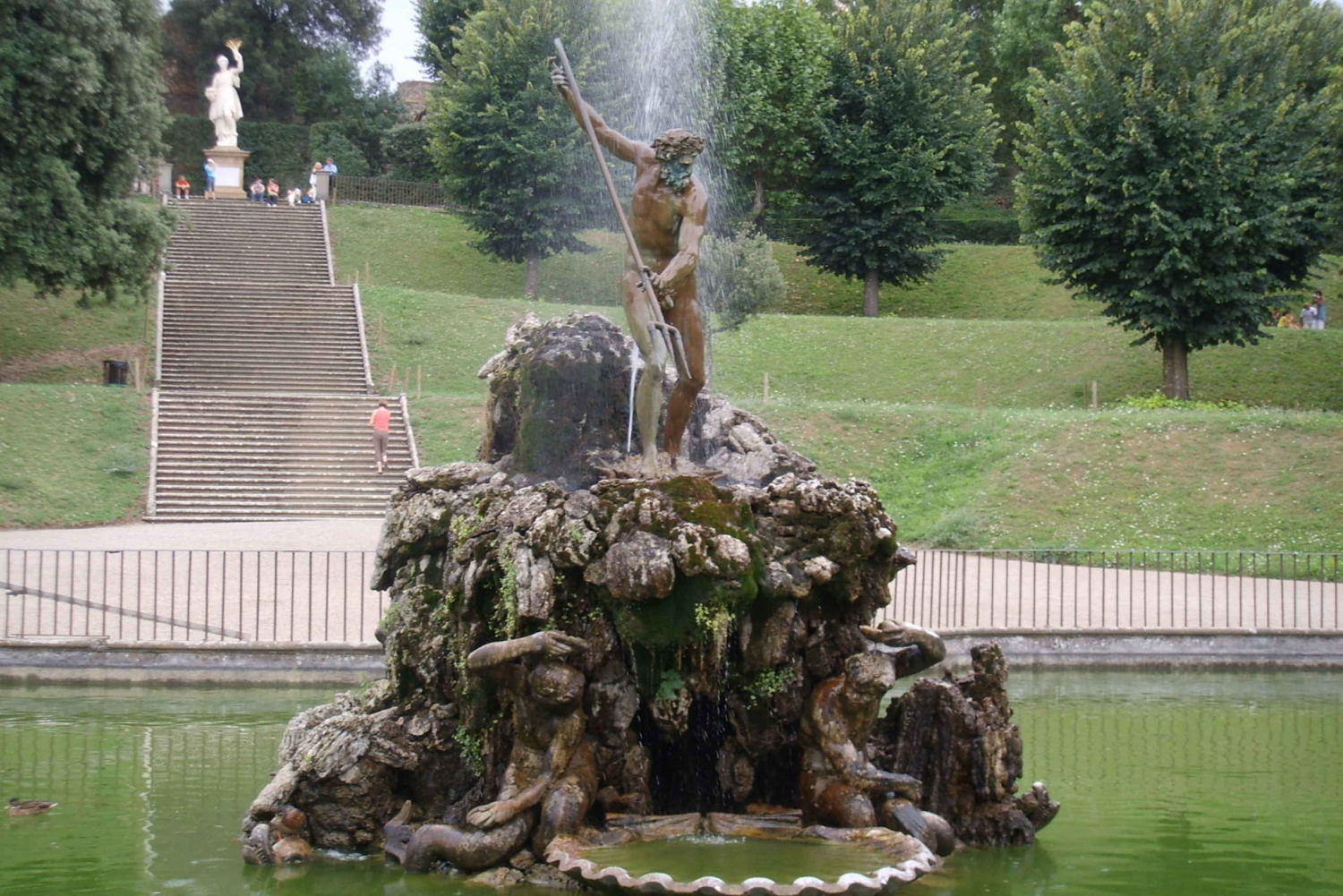 Boboli The Medici Gardens & Hidden Messages