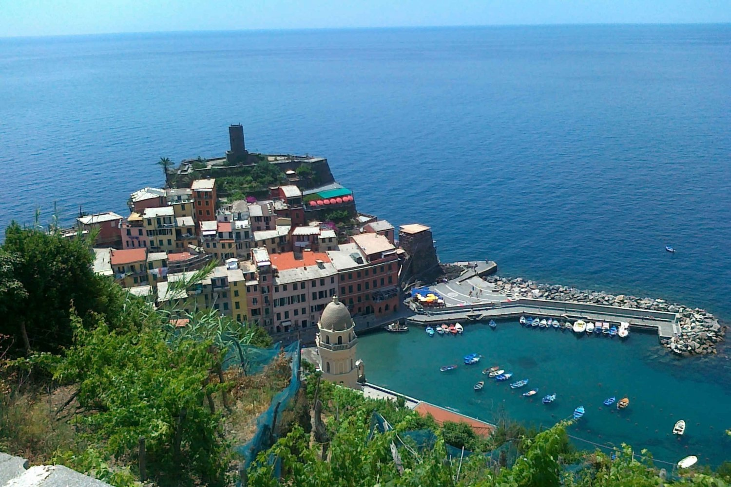 Cinque Terre Private Day Trip from Florence or Livorno