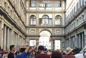 City Walking Tour & Uffizi Gallery Tour