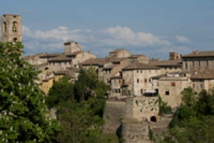 Colle Val d'Elsa and Volterra Full-Day Tour