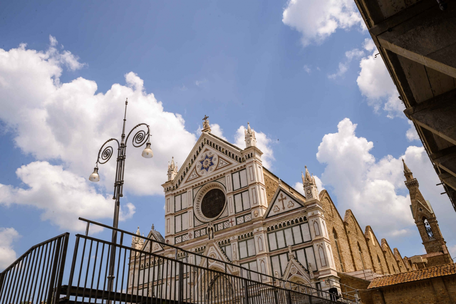 Entrance and Guided Tour of Santa Croce
