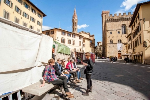 Experience Florence by Foot - Guided Tour