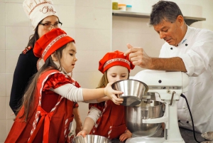 Family-Friendly Tuscan Cooking Class in central Florence
