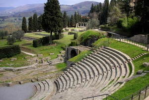 Fiesole and Medici Villas Half-Day Tour From Florence