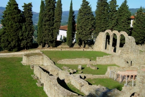 Fiesole: Mount Ceceri Hike and Cave Tour