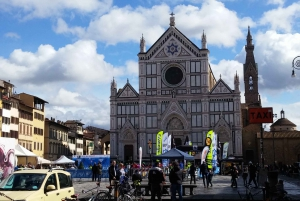 Florence: 1.5 Hour Santa Croce Guided Tour with Entry Ticket