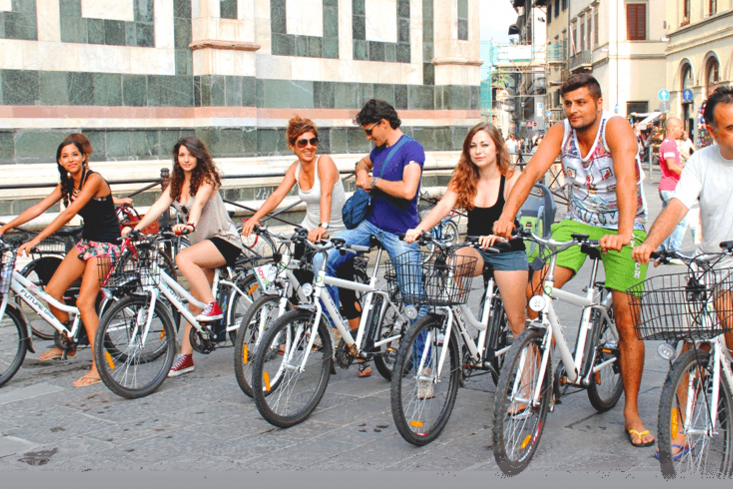 Florence 2.5-Hour Sightseeing Tour by Electric Bike
