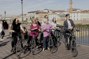 Florence: 2-Hour Guided Bike Tour