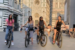 Florence: 2 Hour Guided Sightseeing Bike Tour