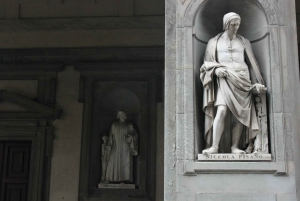 Florence: 2-Hour Uffizi Gallery Guided Experience