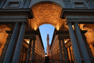 Florence 2-hr Private Guided Walking Tour from Bologna