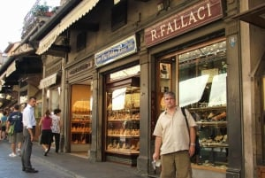 Florence: 3-Hour Private Made in Florence Shopping Tour
