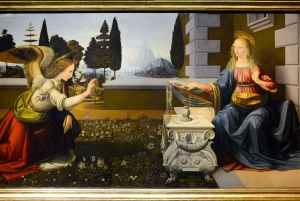 Florence: 4-Hour Private Tour Including Uffizi & Accademia