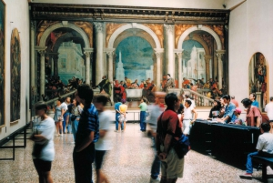 Florence: Accademia Gallery and Florence City Walking Tour